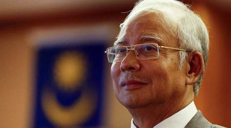 Former Malaysian premier Najib Razak arrested, to be charged Wednesday