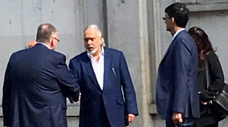vijay mallya, mallya, vijay mallya arrest, vijay mallya case, vijay mallya loan default, vijay mallya kingfisher case, vijay mallya london, india news, latest news, indian express news