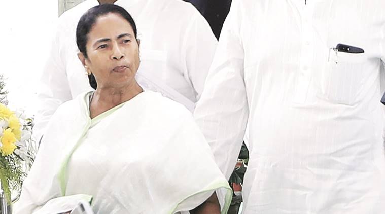 Mamata banerjee, west bengal CM, bounty, Yogesh Varshney, BJP youth leader, youth leader condemned, parliament session, budget session, india news, indian express news