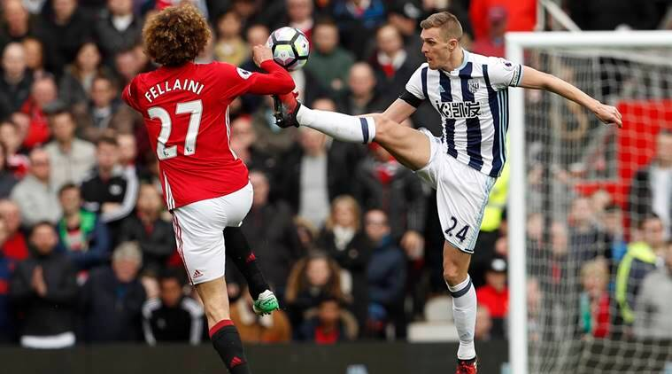 Manchester United vs West Bromwich, West Bromwich Manchester United, Man U West Bromwich, sports news, sports, football news, football, Indian Express