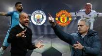 Manchester City and United play out goalless draw