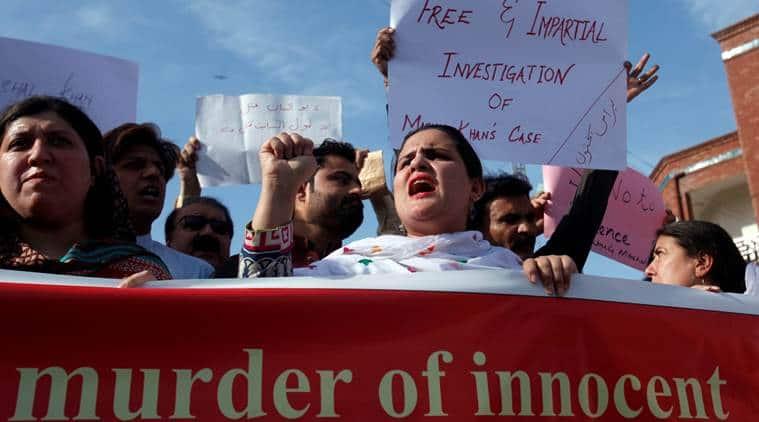 pakistan lynching, pakistan blasphemy, pakistan blasphemy lynching, pakistan ahmadiya, iqbal and ahmadiya, Mashal Khan, Mashal Khan lynching, pakistan mob violence, pakistan intolerance, intolerance, india intolerance, india news, latest news, indian express news