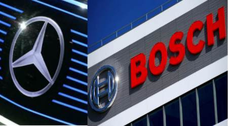 Mercedes, Bosch join forces to accelerate rollout of driver-lesscars