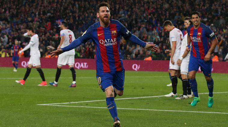 lionel messi, messi best player, best player in spain, best footballer ever, ronaldo vs messi, football news, sports news, spanish football, indian express