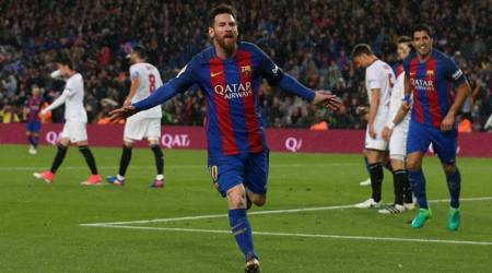 Lionel Messi the best player in Spain since 1929