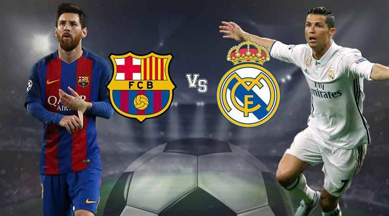 abbf9cd3f7d44 Barcelona vs Real Madrid El Clasico Live Streaming  Last El Clasico of the  season is set to take place on Sunday.
