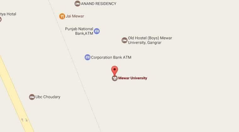 Kashmiri students, Kashmiri students injured, rajasthan kashmiri students, rajasthani kashmir, mewar university, mewar university assault, indian express news, india news