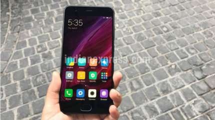 Xiaomi Mi 6 first look: So when is the phone coming to India?