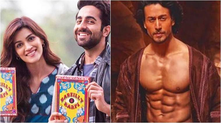 Munna michael, munna michael Bareilly Ki Barfi clash, munna michael Bareilly Ki Barfi box office clash