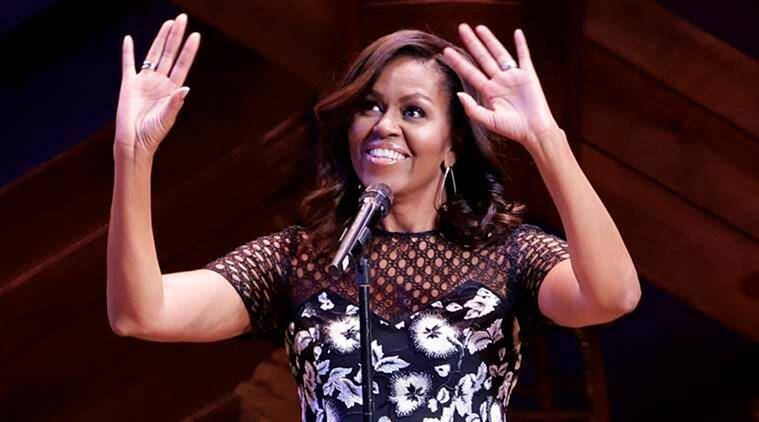 Michelle Obama surprised more people aren't open about marriage therapy
