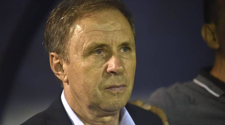 Milovan Rajevac hired to coach Thailand's national team