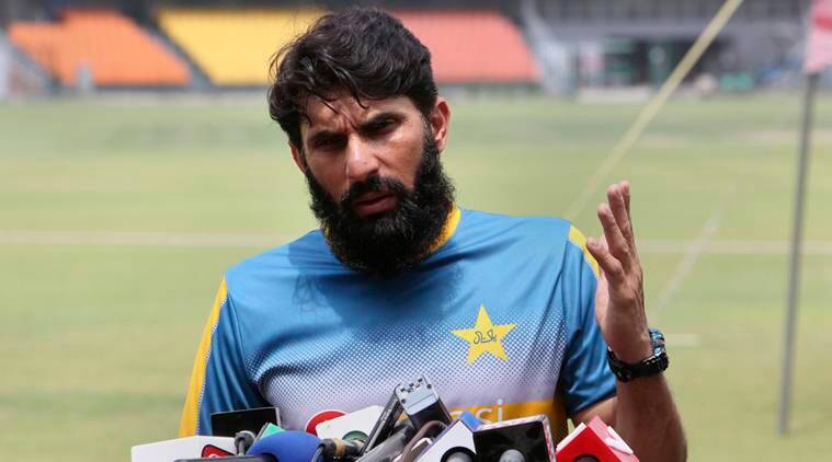 Misbah-ul-Haq, Misbah-ul-Haq Pakistan, Pakistan Misbah-ul-Haq, Misbah-ul-Haq retirement, Misbah-ul-Haq batting, Misbah-ul-Haq captain, sports news, sports, cricket news, Cricket, Indian Express