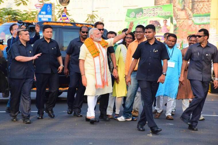 Amit Shah to connect with grassroot workers in Odisha