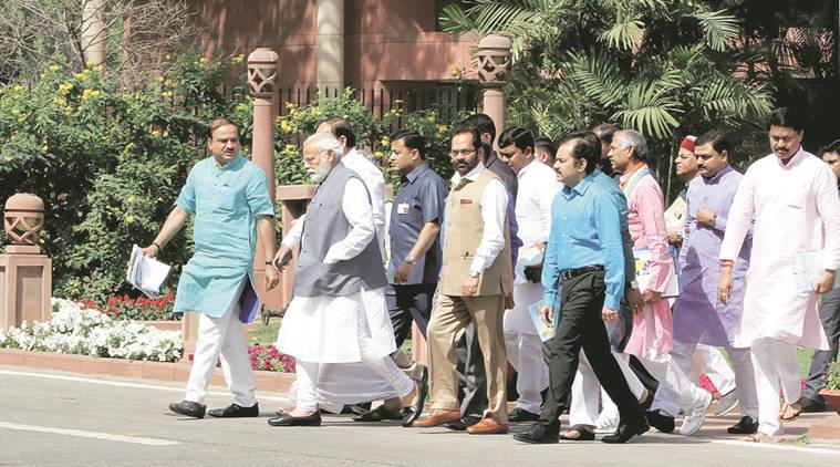 Financial resolution bill, Financial Resolution and Deposit Insurance Bill, union cabinet, banking news, finance news, economy news, indian express