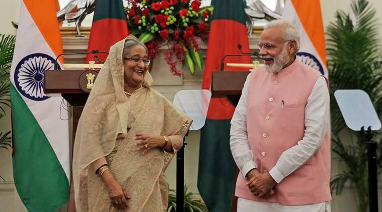 PM Narendra Modi & Sheikh Hasina to hold talks in Tagore's abode on May 25