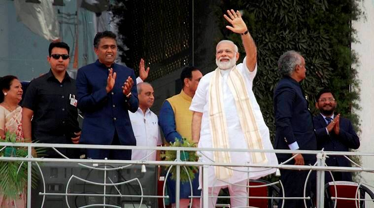 Image result for Congress criticises 'waste of public money' on Modi events,