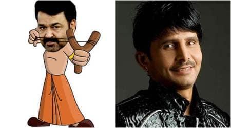 Not Bheem, Mohanlal looks like Chhota Bheem: Kamaal R Khan trolls Rs 1000-crMahabharata