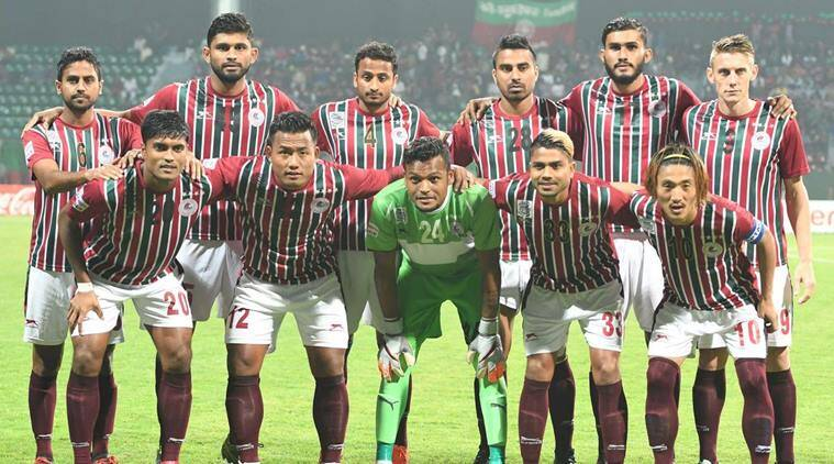 Mohun Bagan, Mohun Bagan news, Mohun Baganupdates, Mohun Bagan vs Chennai FC, sports news, sports, football news, Football, Indian Express
