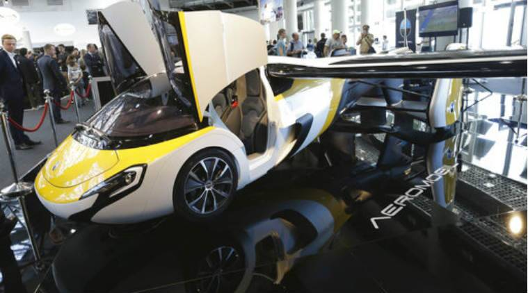 AeroMobil, flying car, pilot's license, niche product, , University of Warwick, recreational purposes, flying cars, 3 minute transition, Technology, Technology news