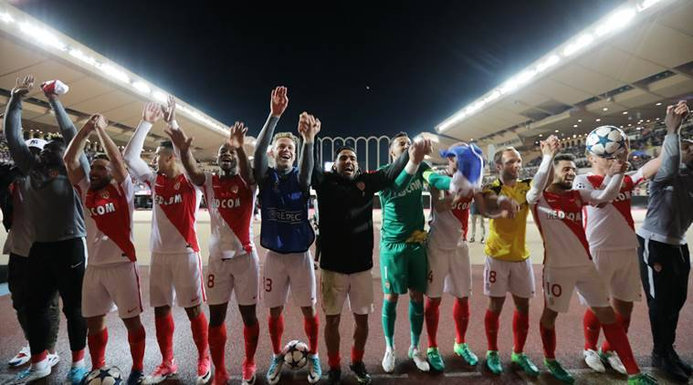 Monaco, Dortmund, Borussia Dortmund, Monaco vs Dortmund, Leonardo Jardim, Champions League, Champions League quarterfinals, UEFA, Champions League, football news, sports news, Indian Express
