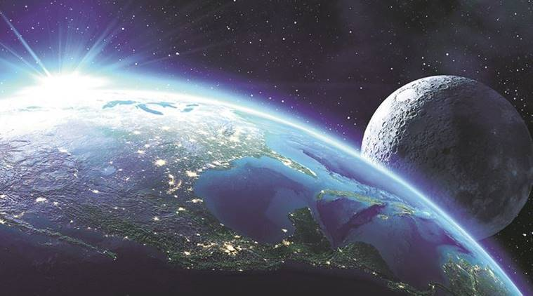 How Earth Got Its Moon 2 New Ideas Compete Technology