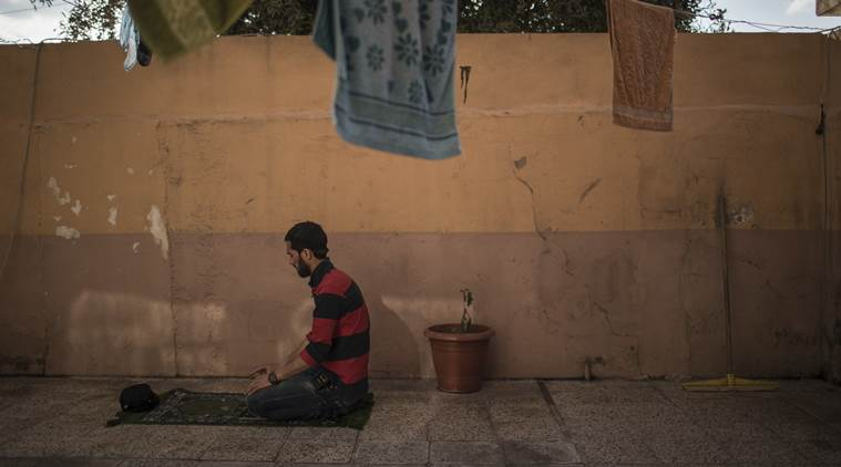 Mosul,Iraq man loses family, Mosul ISIS, Mosul casualties, Iraq ISIS, Iraq casualties, Mahmoud Salem Ismail, Iraqi forces Islamic State, World news, Indian Express