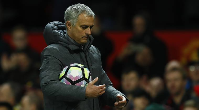 jose mourinho, mourinho, manchester united, manchester united draws, premier league table, premier league news, football news, sports news, indian express