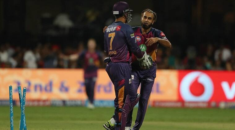 Pune comfortable winners over Gayle-less RCB