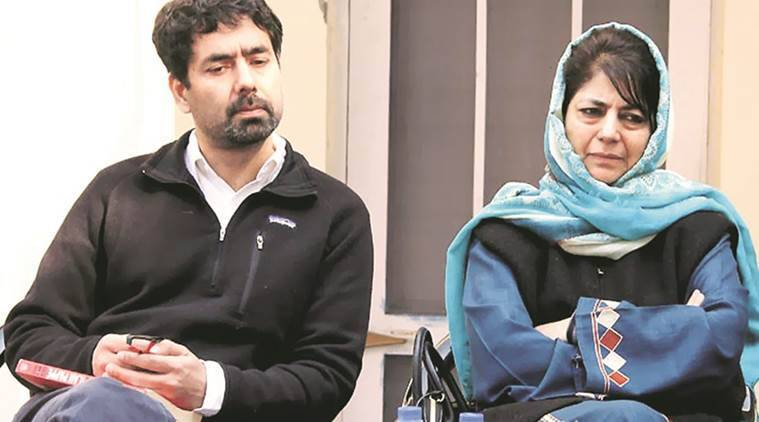 Tassaduq Hussain Mufti, mehbooba mufti brother, pdp, mehbooba brother, kashmir mehbooba, mehbooba brother on kashmir crisis, mufti family, kashmir crisis, kashmir protest, kashmir violence, india news, latest news, indian express news