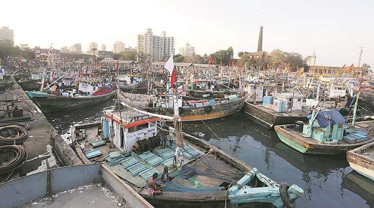Mumbai docs, Sassoon Dock in Mumbai, India news, National news, India news, National news, Latest news, India news, National news