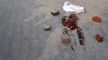 Leader shot dead by armed men at Nadia Trinamooloffice