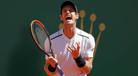 andy murray, murray, andy murray tennis, french open, french open tennis, tennis news, tennis, indian express
