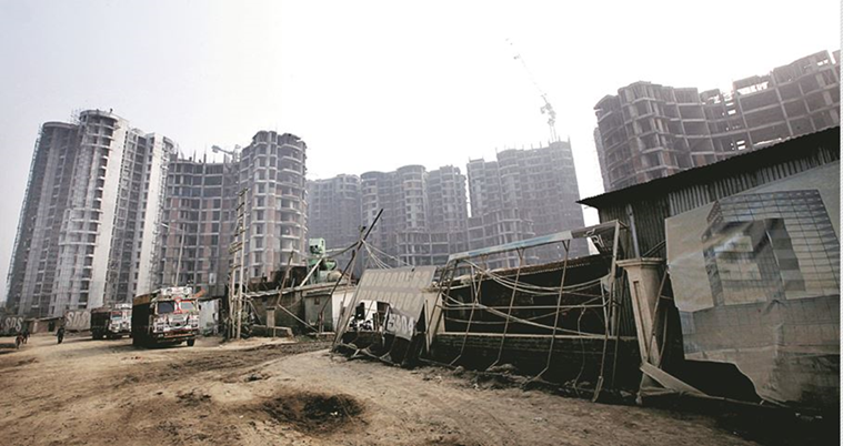 Yamuna Express Authority cancels 17 housing projects