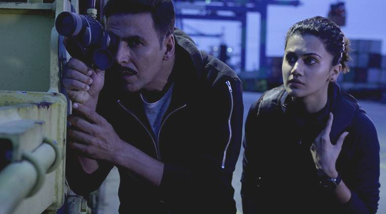 Naam Shabana, Naam Shabana movie, Naam Shabana movie collection, Naam Shabana box office collection, Naam Shabana box office, Taapsee Pannu, Taapsee Pannu Naam Shabana, Naam Shabana Taapsee Pannu, Akshay Kumar, Akshay Kumar Taapsee Pannu, Naam Shabana box office collection day 2, Naam Shabana box office collection day two, Taapsee Pannu Akshay Kumar, Neeraj Pandey, Neeraj Pandey Naam Shabana, Manoj Bajpayee, entertainment news, indian express, indian express news