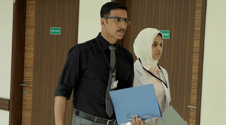 Image result for taapsee pannu, naam shabana,box office collection,bollywood,akshay kumar,