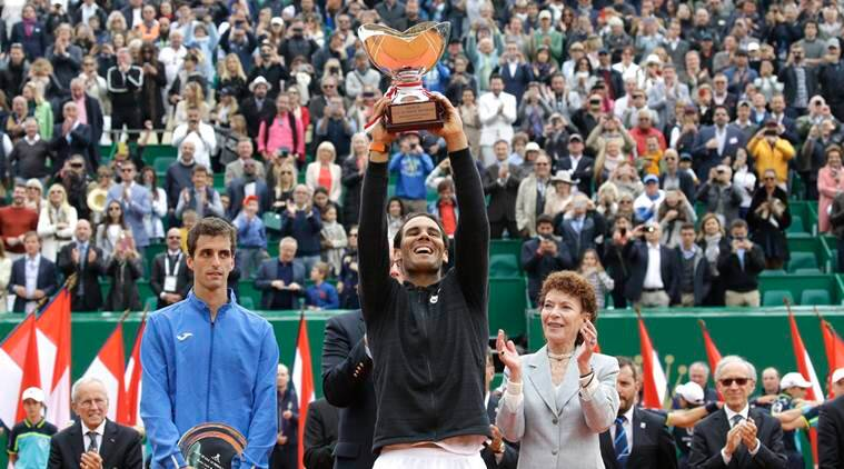Nadal downs Ramos-Vinolas to win record 10th Monte Carlo crown