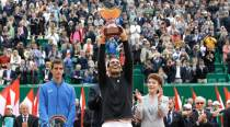 Nadal clinches record 10th Monte Carlo Masters title