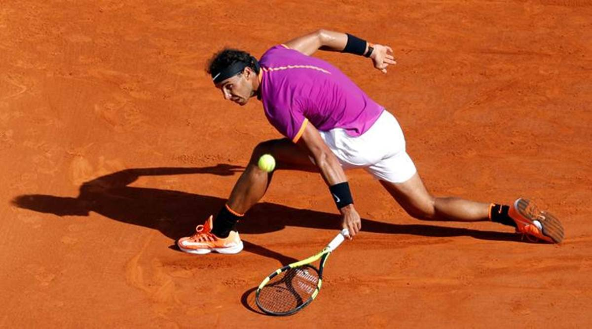 Rafael Nadal S Dominance On Clay Continues Registers 50th Win In Barcelona Sports News The Indian Express