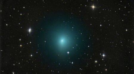 April Fool's Day comet to pass closest to Earth in a century