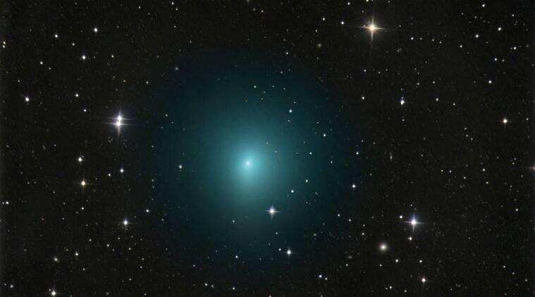 Nasa, April Fools Day, April Fools Day comet, 41P comet, how to watch April Fools day comet, April Fools Day comet to pass earth, Jupiter, Jupiter comets, 41P comet how to watch, Earth, Draco, Ursa Major, galaxy, planets, science, science news