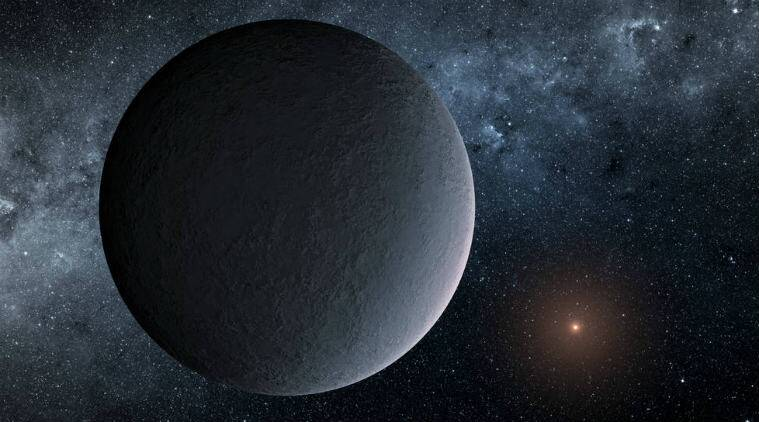 'Iceball' planet discovered 13,000 light-yearsaway