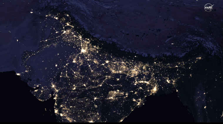 NASA releases new global maps of Earth's 'night light ...
