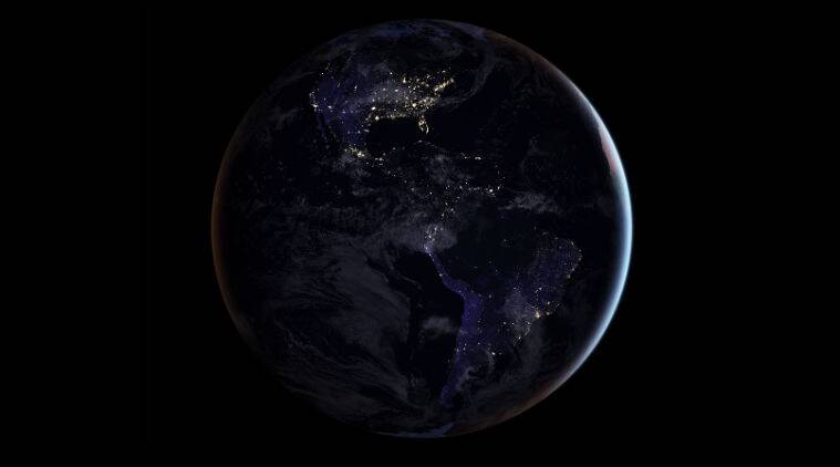 Nasa releases new global maps of earths night light heres how nasa earth earth nigh light nasa earth images nasa new earth images sciox Image collections