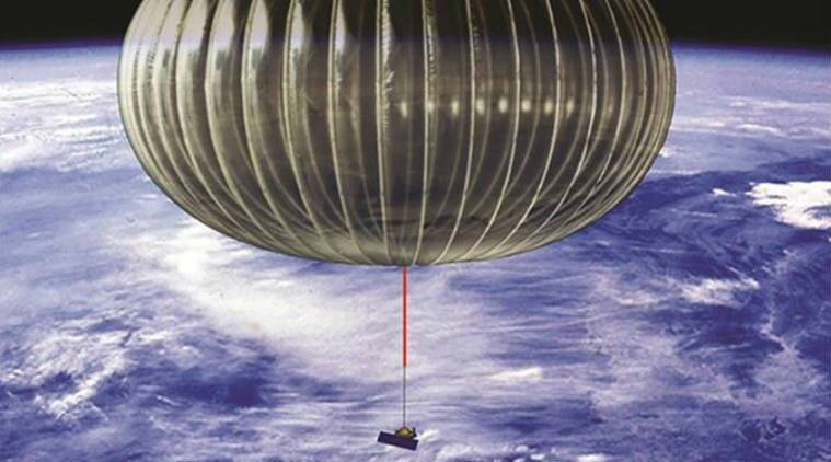 NASA, stadium sized super pressure baloon, alignment of winds, long duration flights, Extreme Universe Space Observatory, detect high energy cosmic rays, Science, Science news
