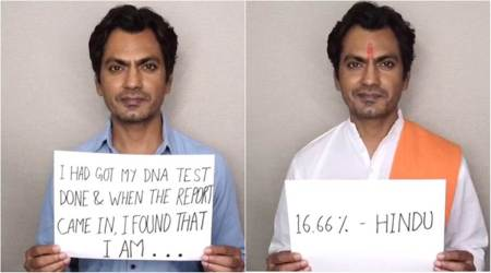 Watch Nawazuddin Siddiqui's Powerful Video On Religion