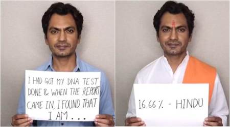 Watch: Nawazuddin Siddiqui's hard-hitting video reveals his religion and his soul