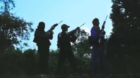 Contractor's son kidnapped, shot dead by Naxals in Chhattisgarh