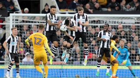 Newcastle United promoted to to Premier League