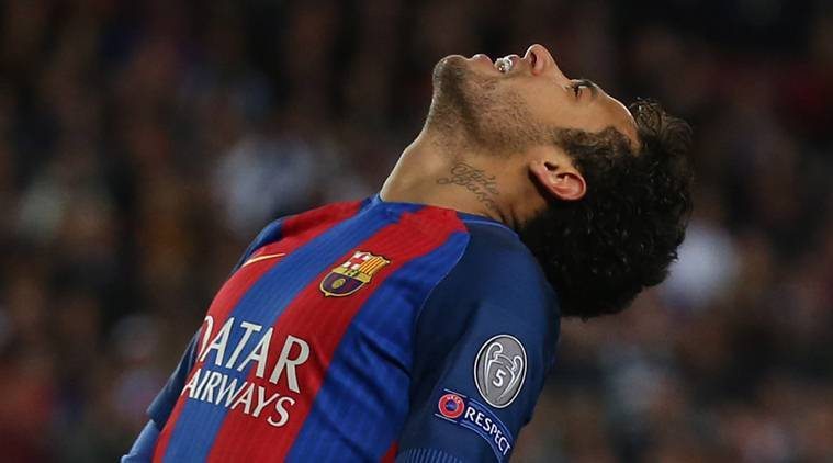 Barcelona lose appeal on Neymar's suspension