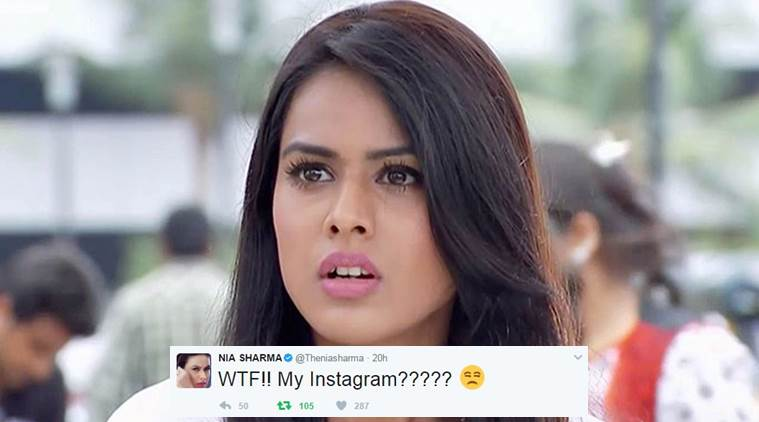 nia sharma, nia sharma instagram hacked, nia sharma upset, nia sharma lost organ, nia sharma sad, nia sharma instagram,